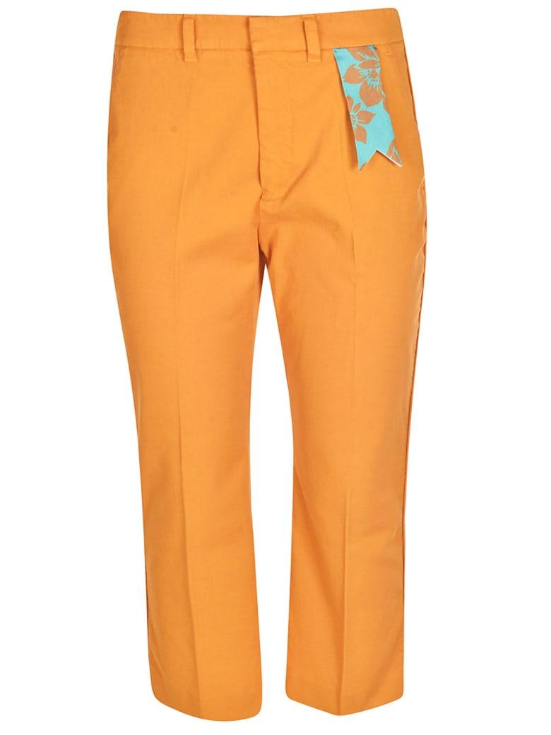 The Gigi Irma Trousers - Orange