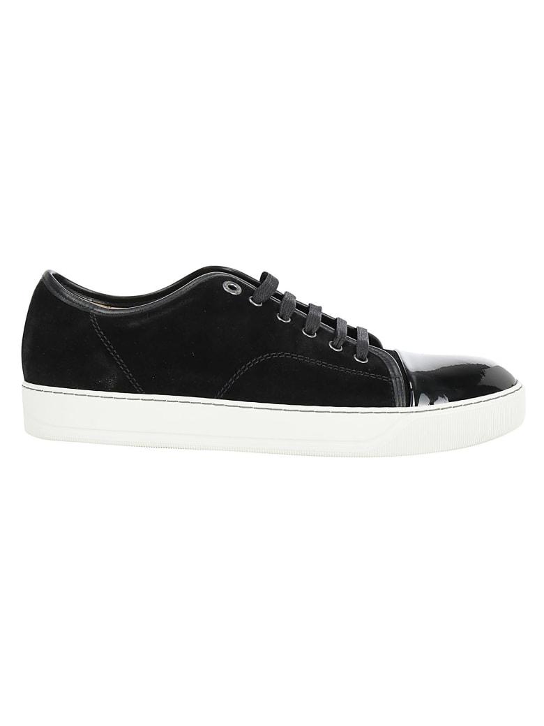 Lanvin Low Top Sneaker - Black