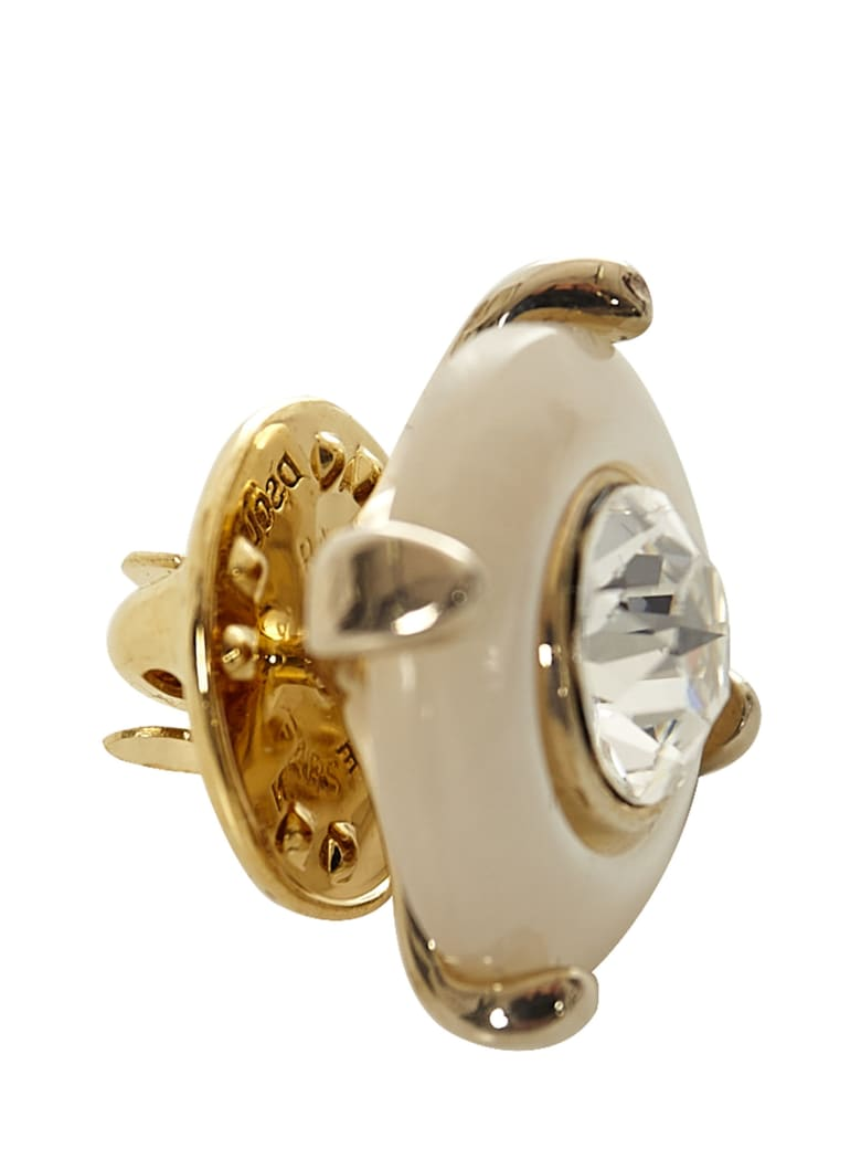 Dsquared2 Brooch - Gold