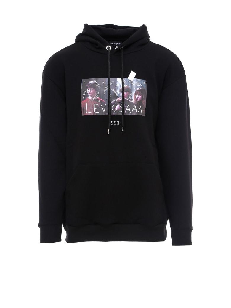 Throwback Leviosa Sweatshirt - Black