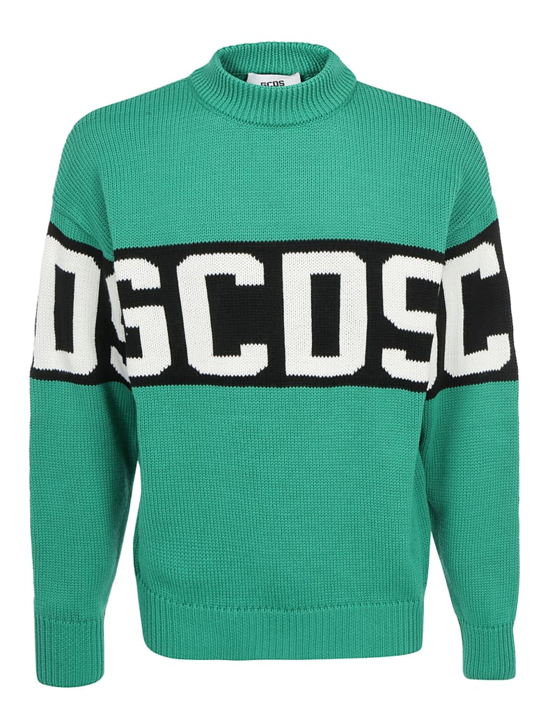 GCDS Sweater - Green