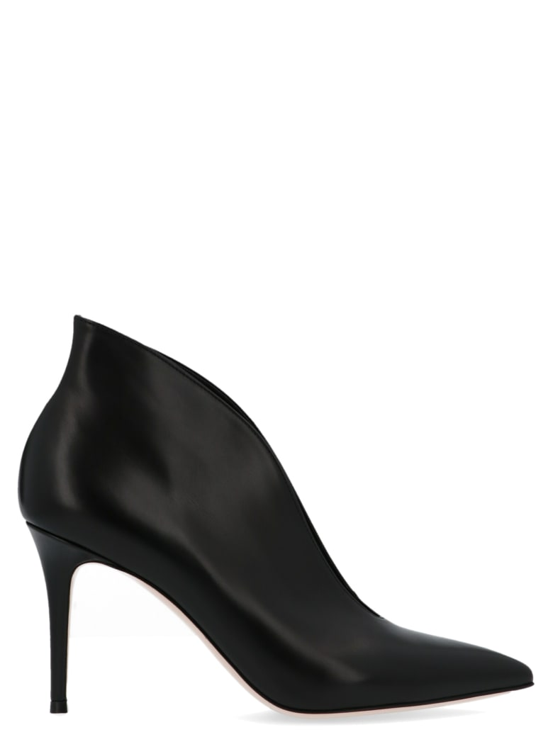 Gianvito Rossi 'vania' Shoes - Black