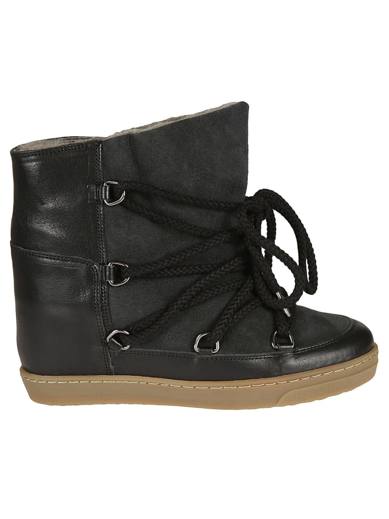 Isabel Marant Snow Boots - Black