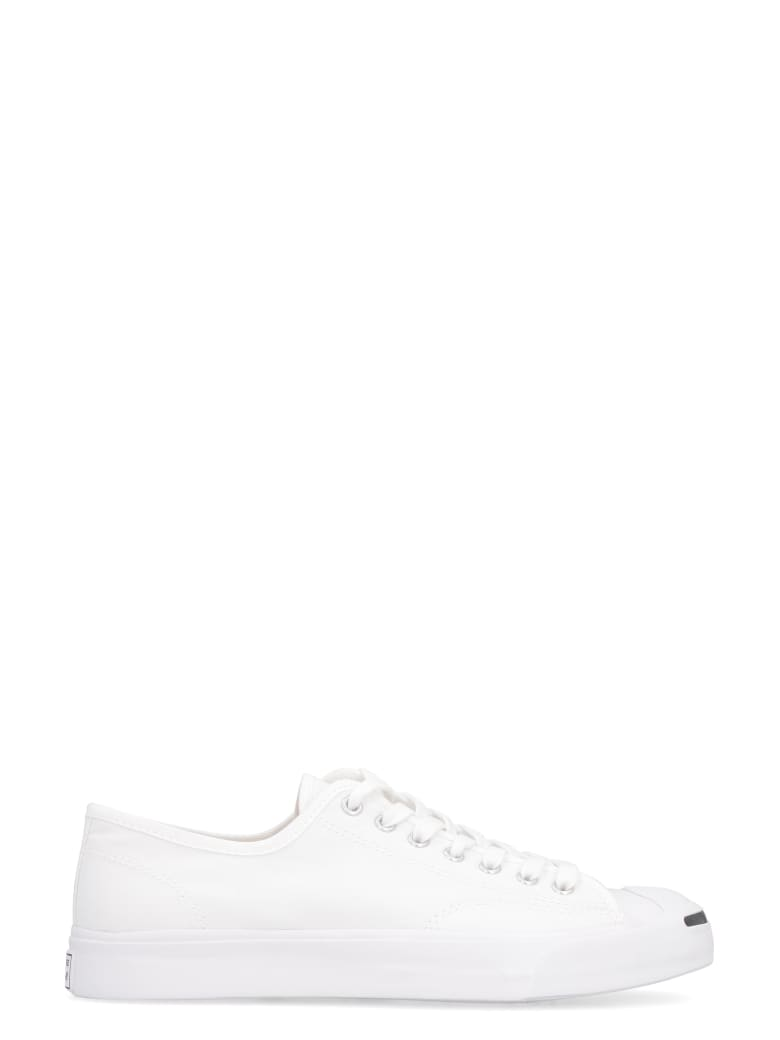 Converse Canvas Low-top Sneakers - White