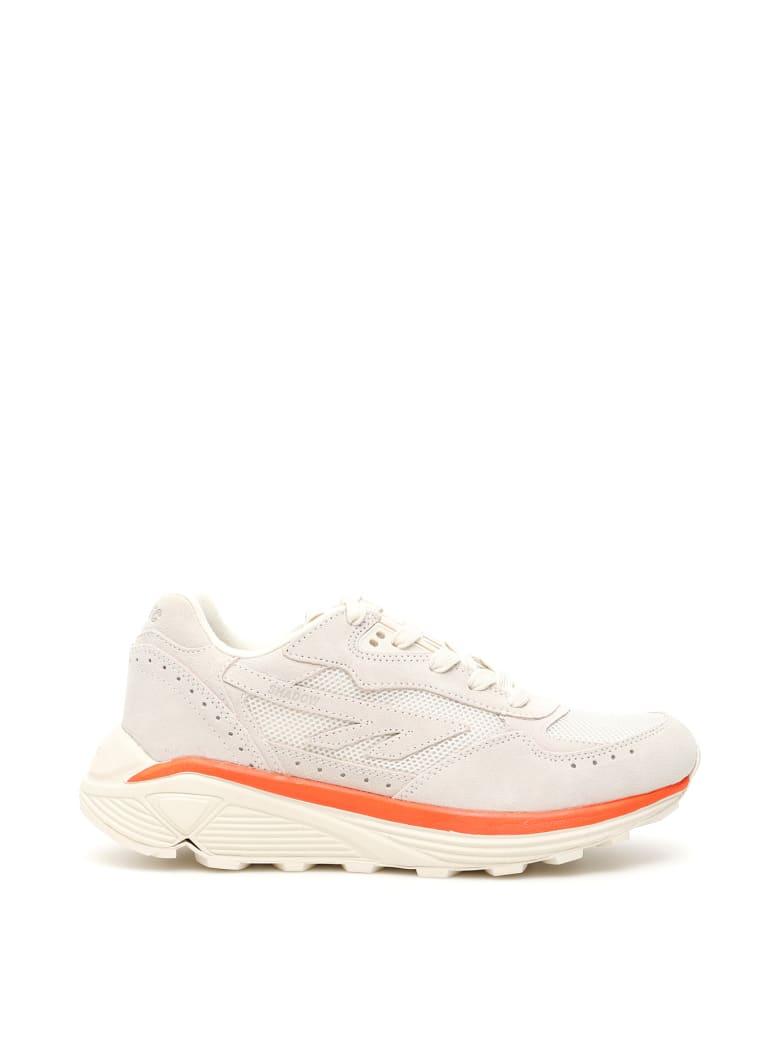 Hi-Tec Unisex Hts Shadow Rgs Sneakers - OFF WHITE ORANGE (Beige)