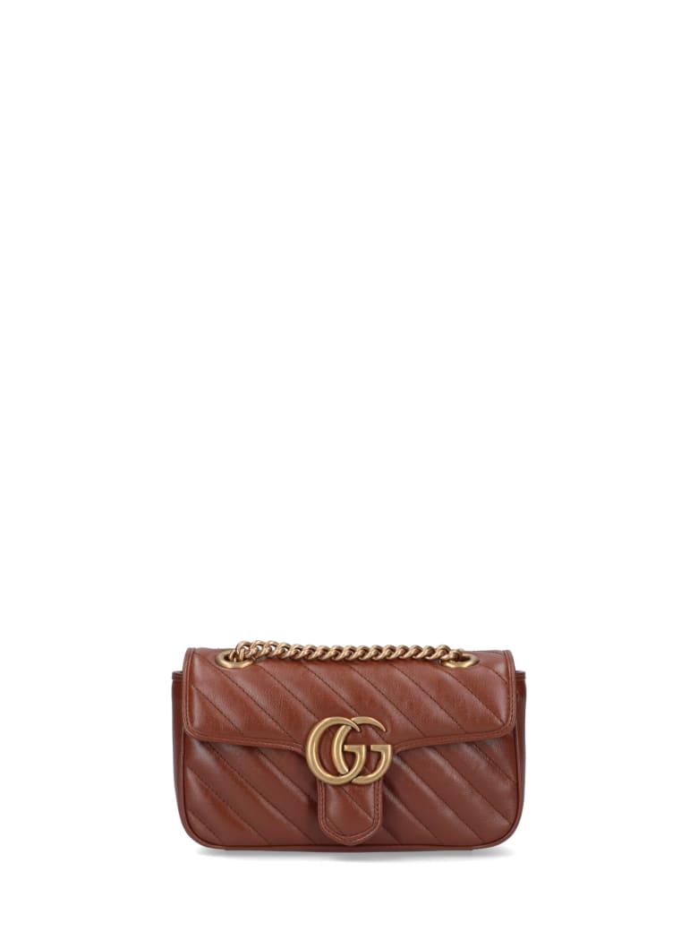 Gucci Shoulder Bag - Brown