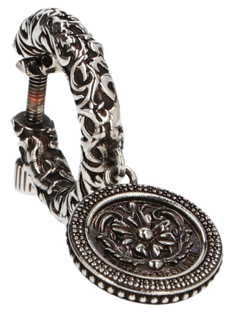 Alexander McQueen Earrings - Silver