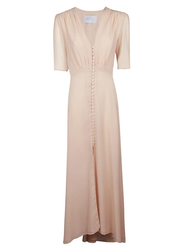 Luisa Beccaria V-neck Dress