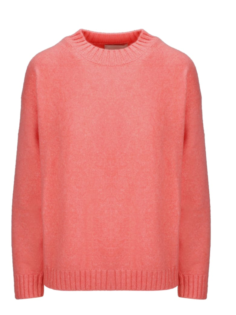 Laneus Sweater - Pink & Purple