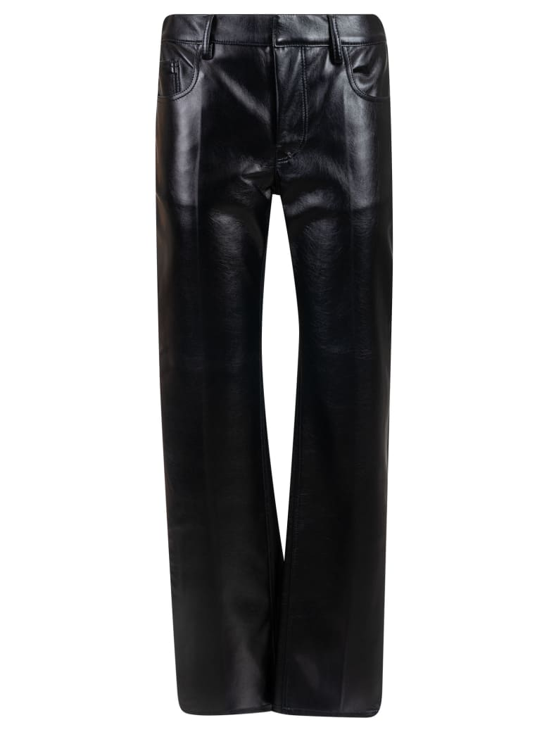 Philosophy di Lorenzo Serafini Straight-leg Trousers - Black