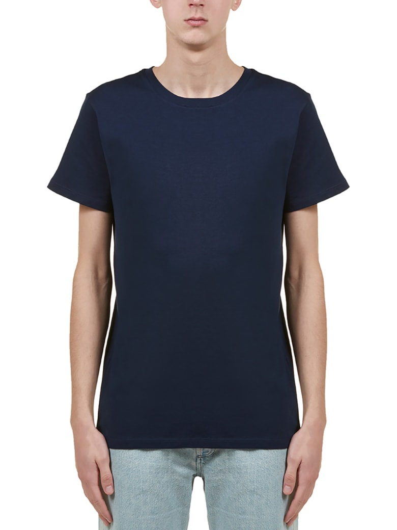 A.P.C. Short Sleeve T-Shirt - Dark NAVY