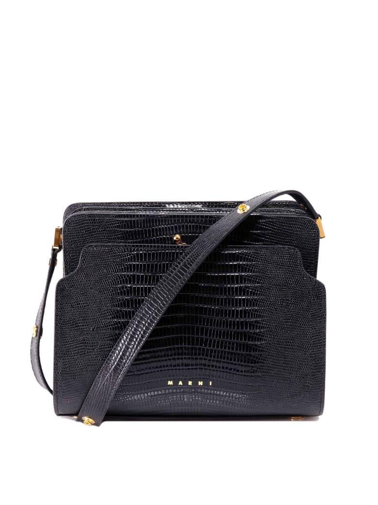 Marni Shoulder Bag - Black