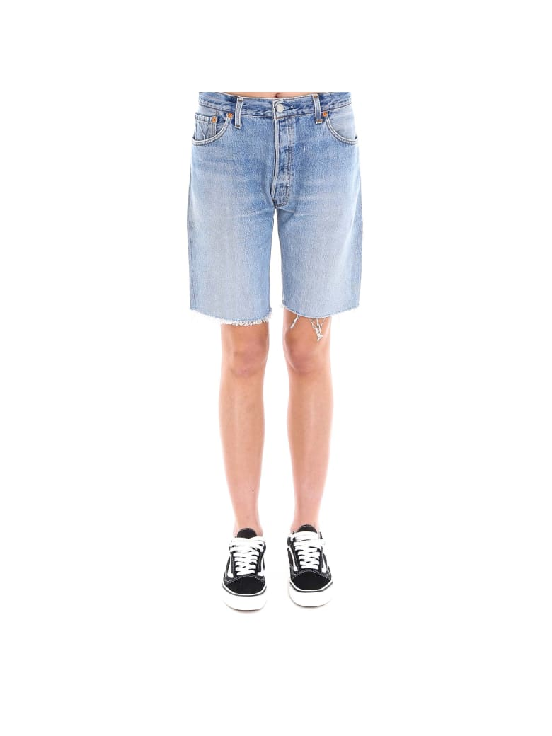 RE/DONE Shorts - Blue
