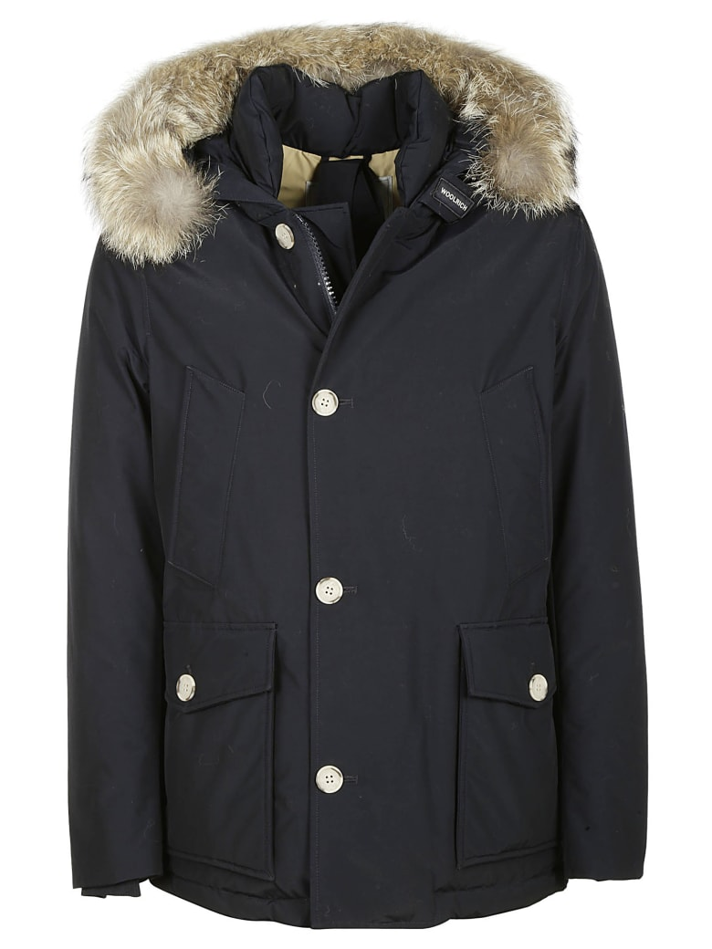 Woolrich Arctic Buttoned Jacket