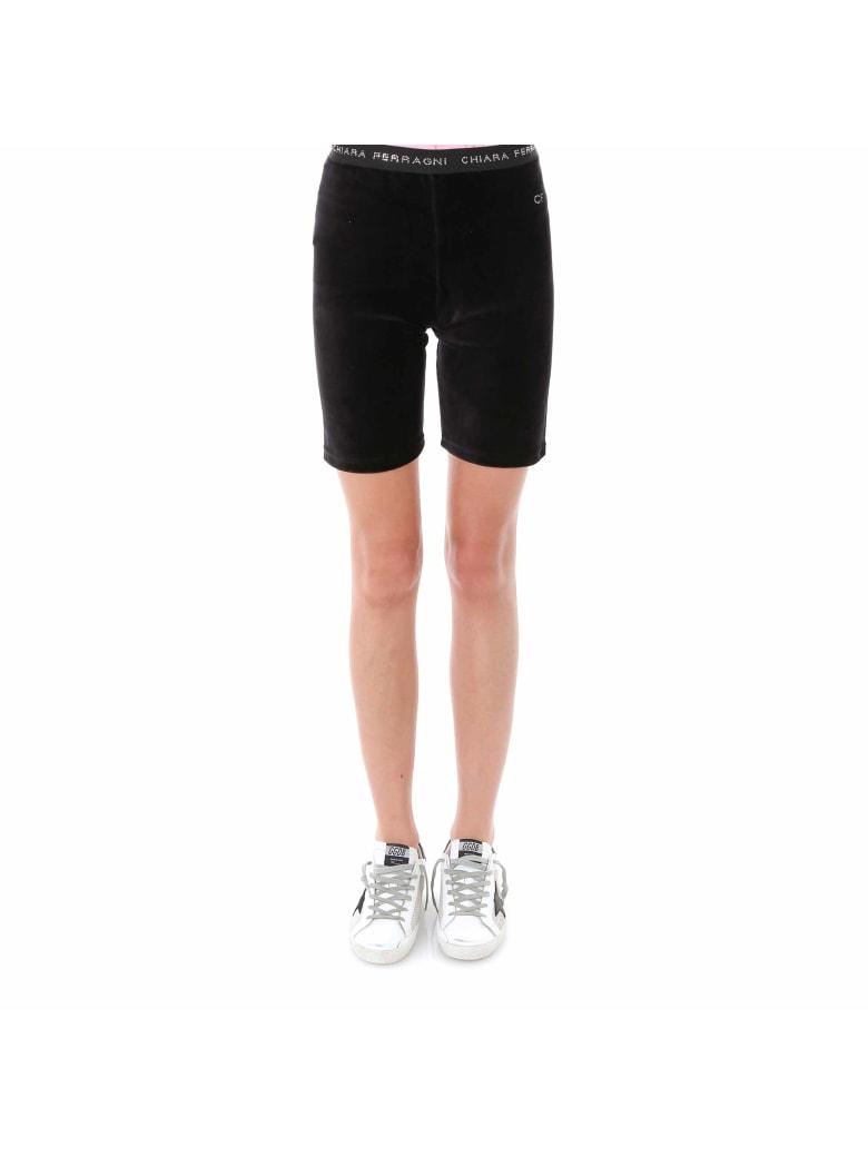 Chiara Ferragni Shorts - Black