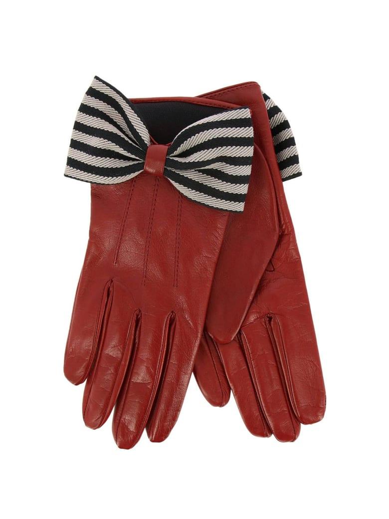 Emporio Armani Gloves Gloves Women Emporio Armani - red