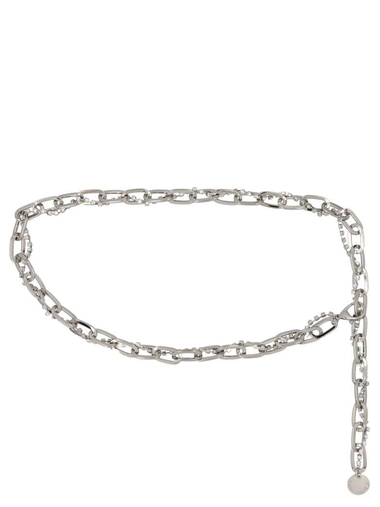 B-Low the Belt 'isla' Belt - Silver