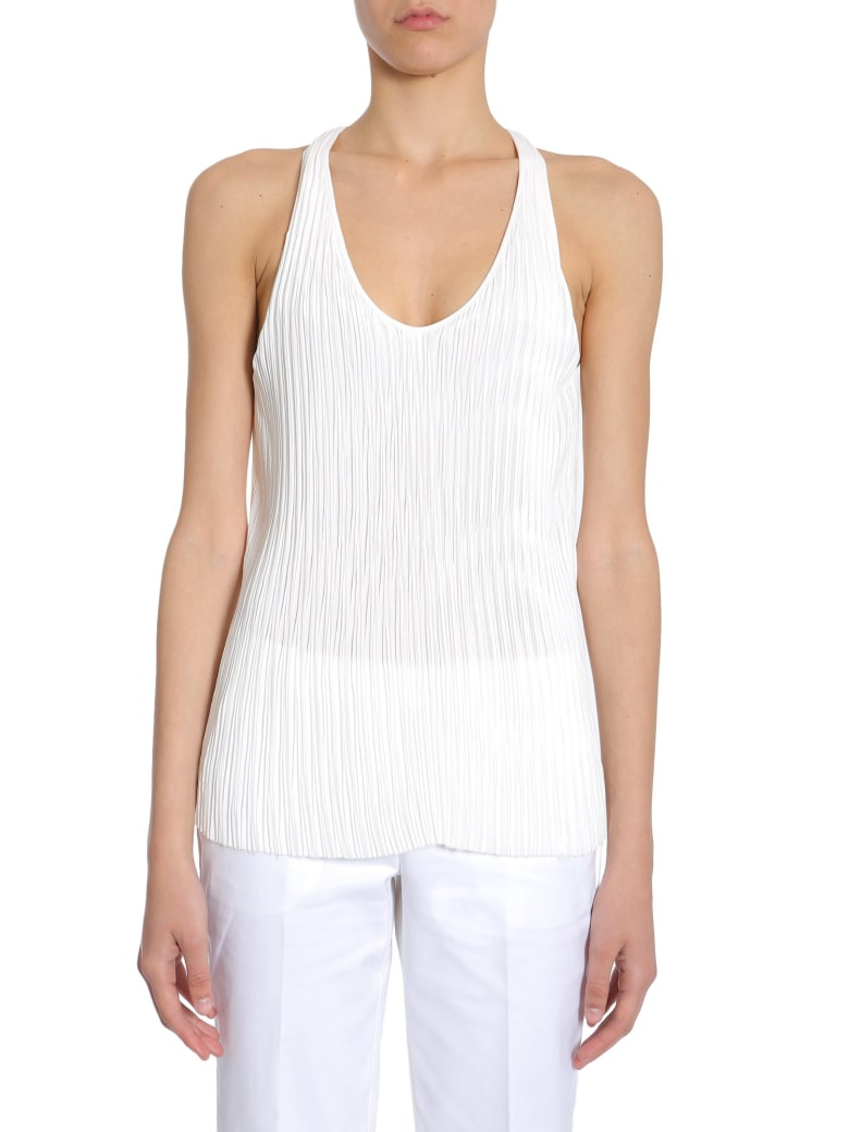 Haider Ackermann Pallas Top - BIANCO