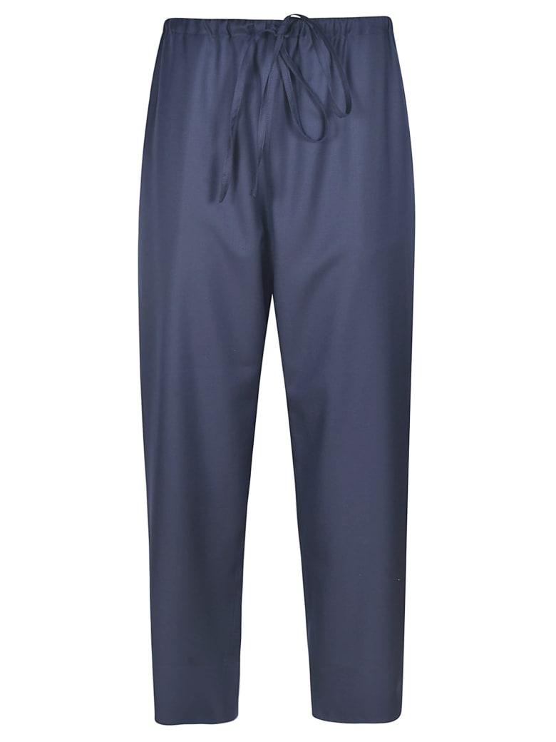 Sofie d'Hoore Casual Trousers - Dark Navy