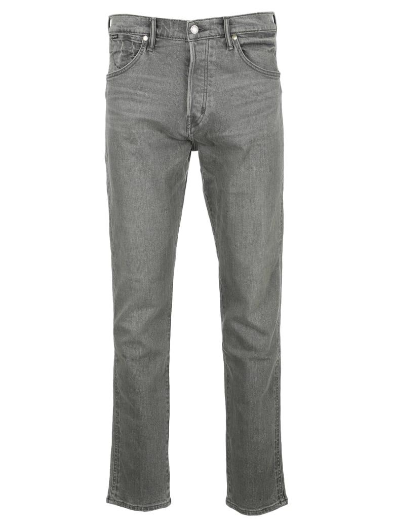 Tom Ford Straight-leg Jeans - GREY