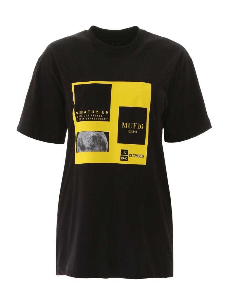 MUF10 Moratorium T-shirt - BLACK (Black)