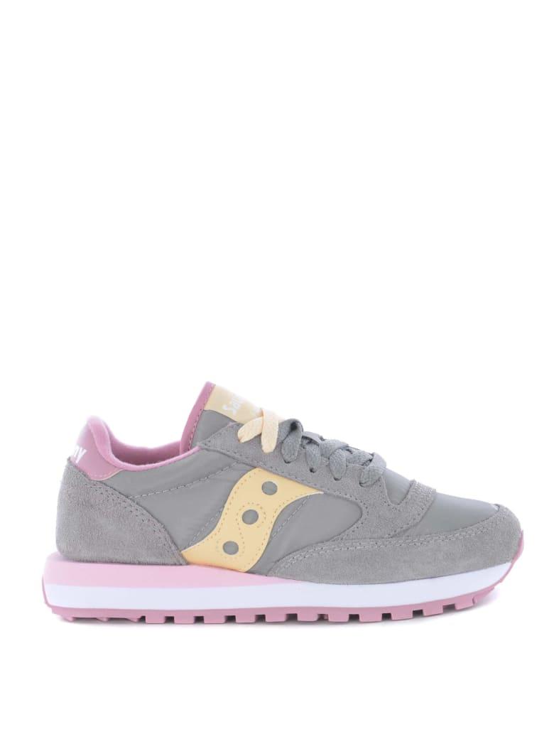 Saucony Jazz Original Sneakers - Grigio/crema