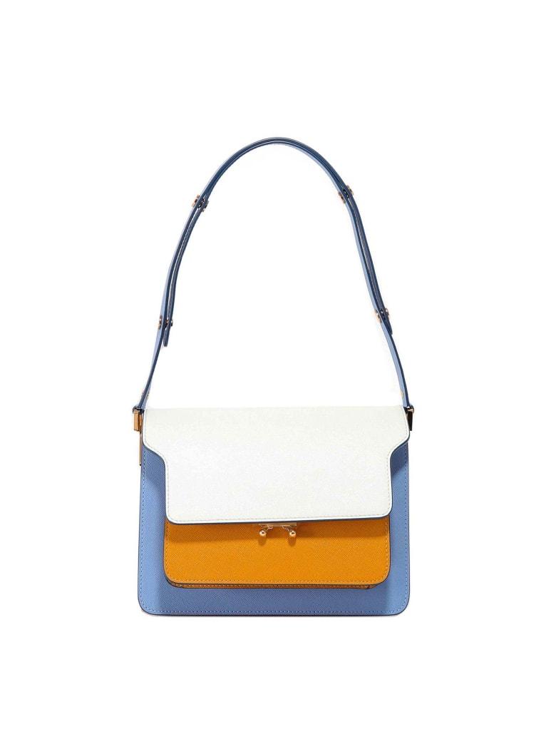Marni Shoulder Bag - White