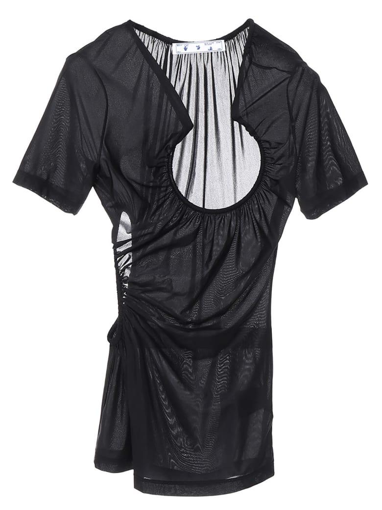 Off-White T-shirt - Black