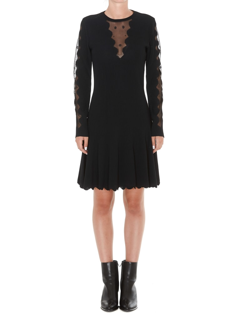 Alexander McQueen Dress - Black