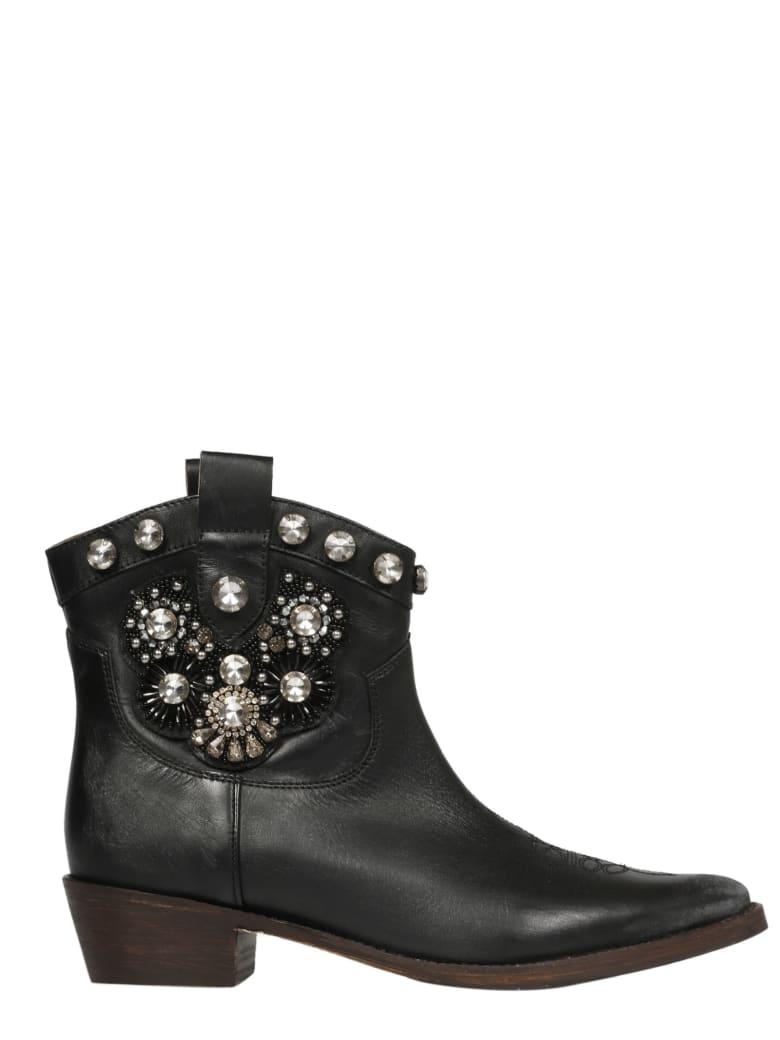 Coral Blue Shoes - Bla
