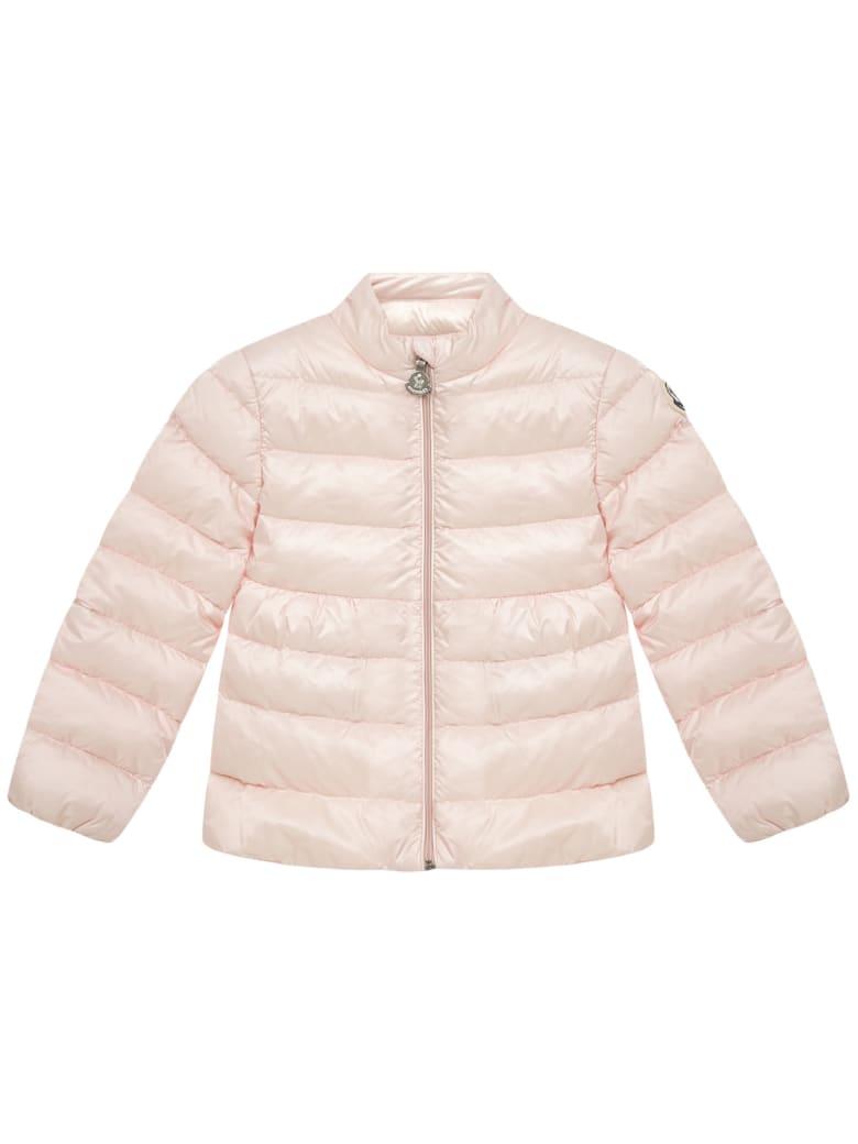 Moncler Enfant Joelle Jacket - Pink