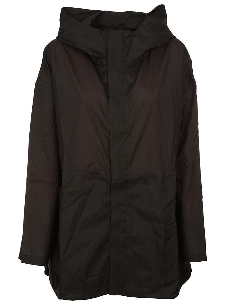 Plantation Hooded Jacket - Black