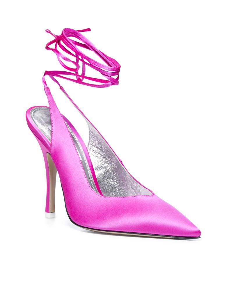 The Attico High-heeled shoe - Fucsia