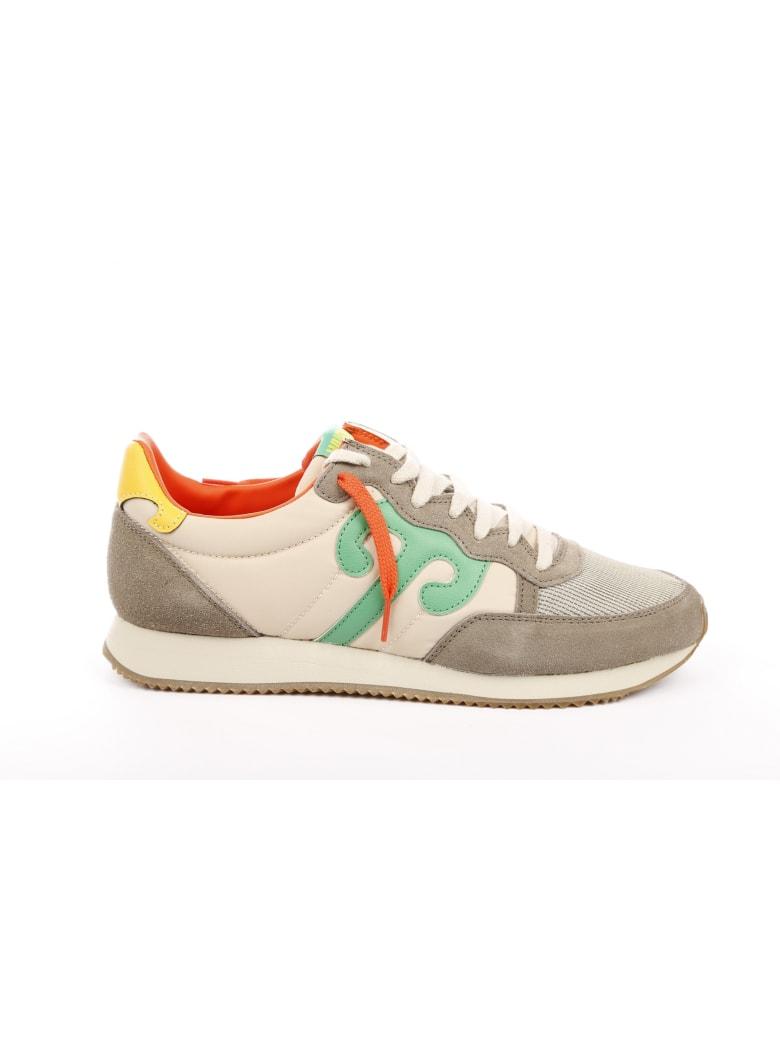 Wushu Ruyi Fabric Sneaker - Beige