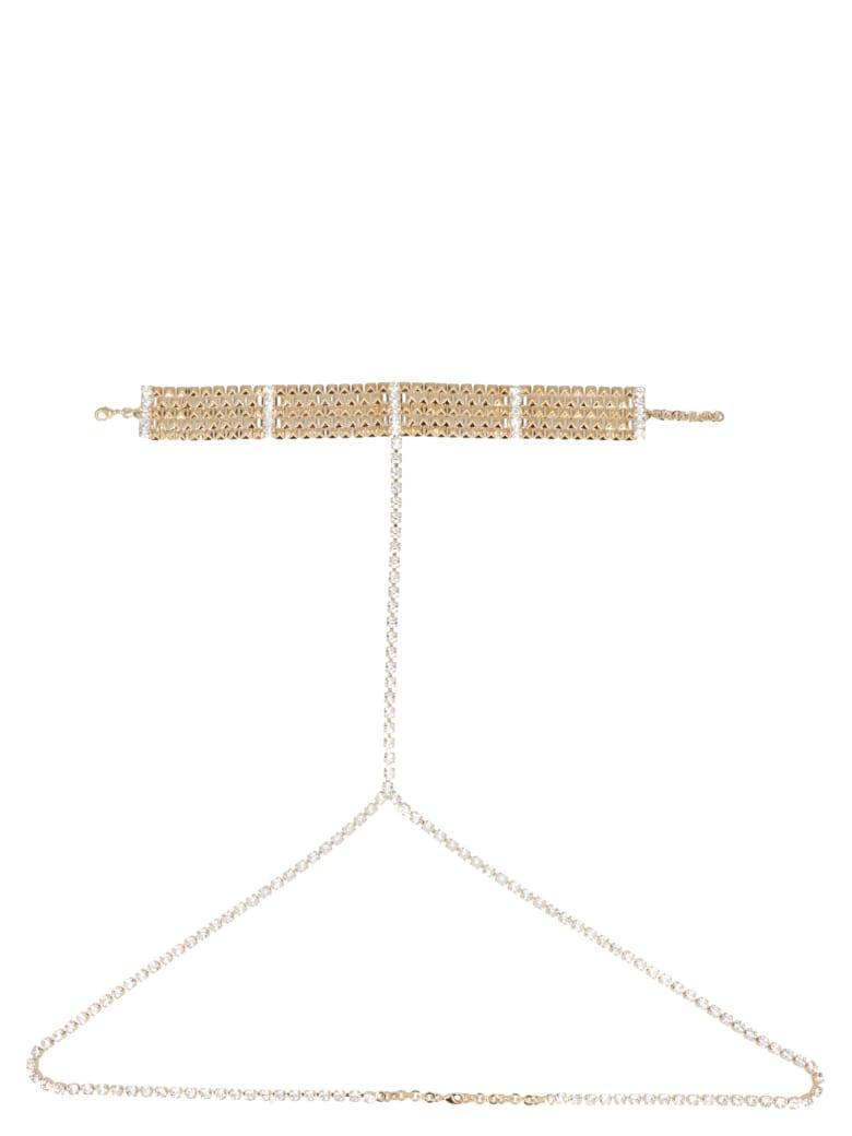 Alessandra Rich 'body Chain' Belt - 002