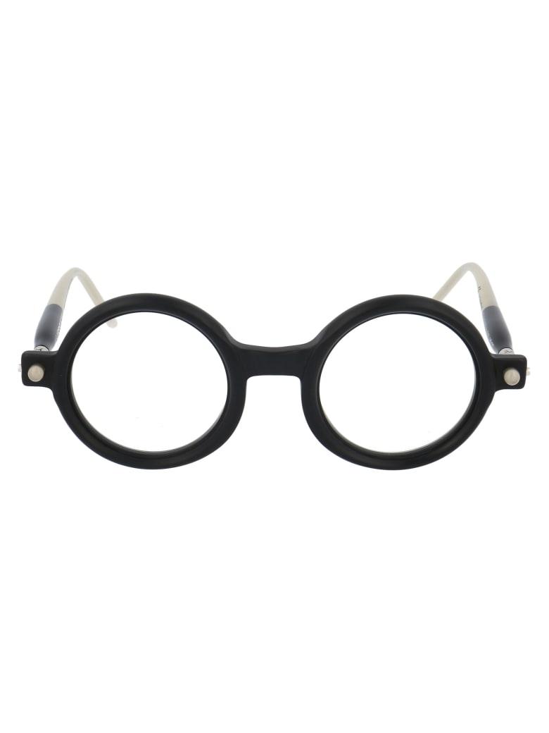 Kuboraum Maske P1 Glasses - BM AR BLACK MATTE