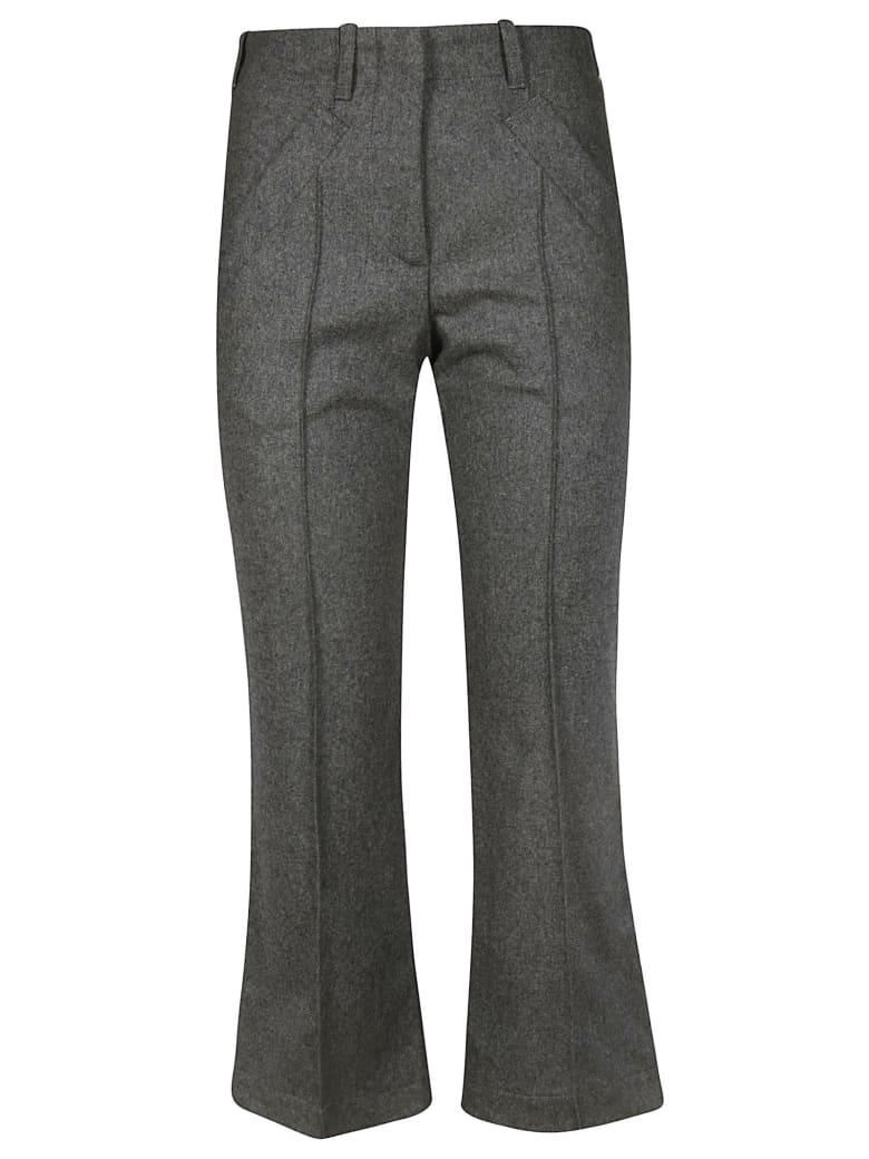 Jejia Flared Trousers - Grey