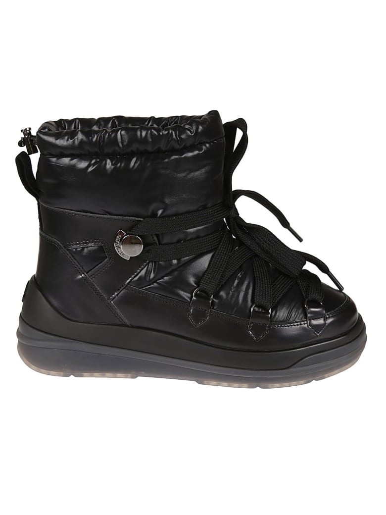 Moncler Insolux Boots - Black