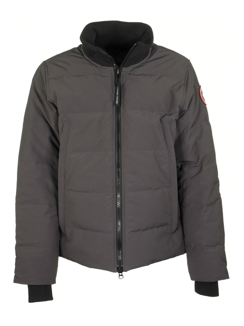 Canada Goose Woolford Jacket Graphite - Graphite