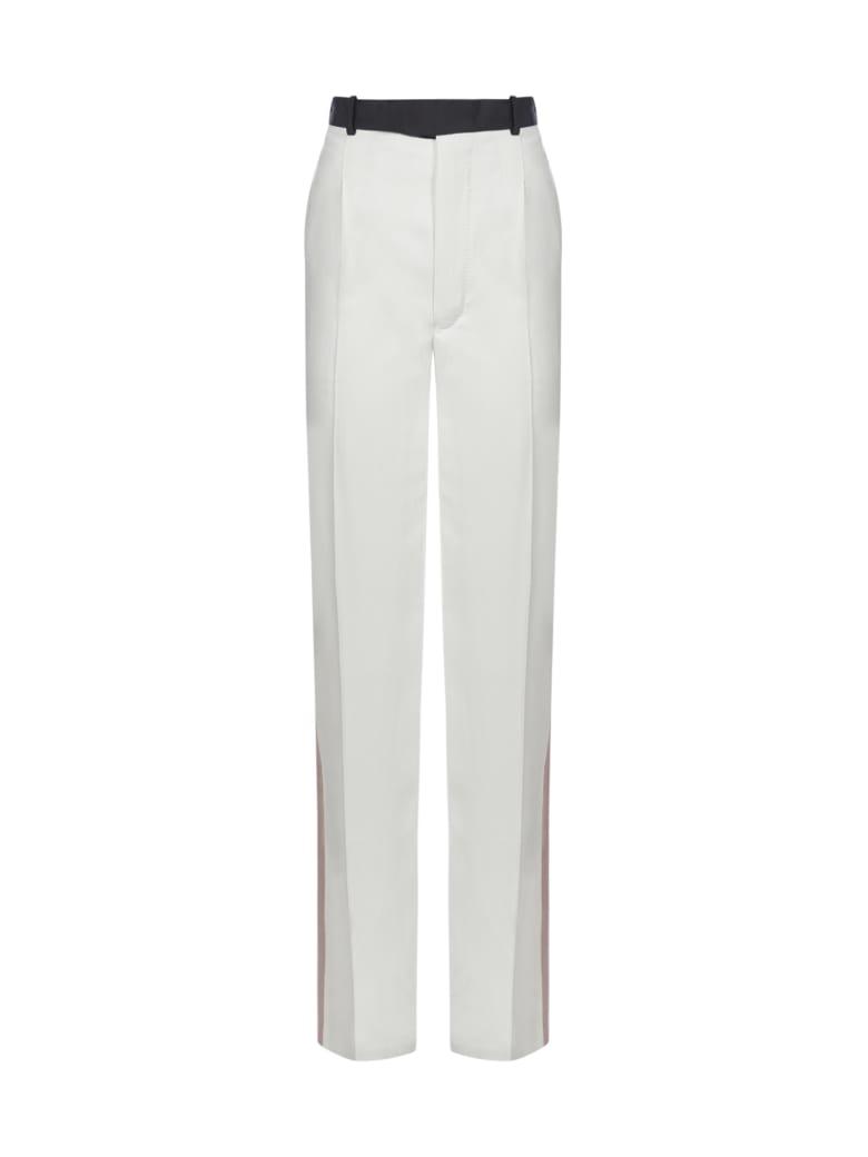 Haider Ackermann Trousers - Bondi white