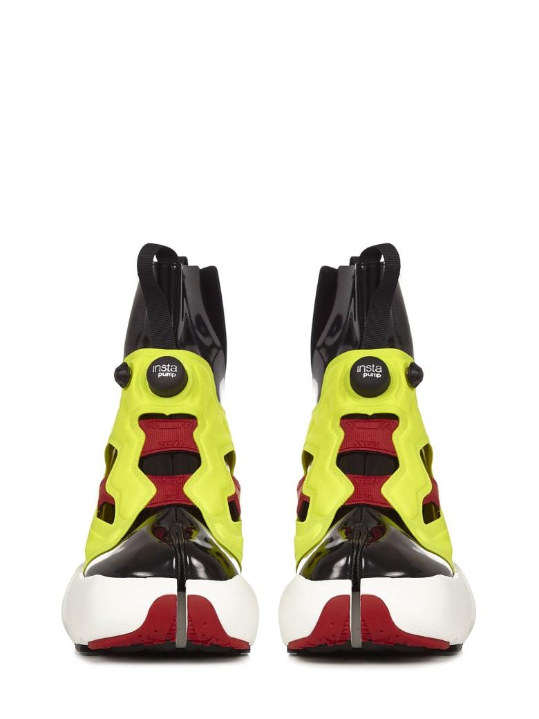 Maison Margiela Tabi Instapump Fury Hi Sneakers - Multicolor