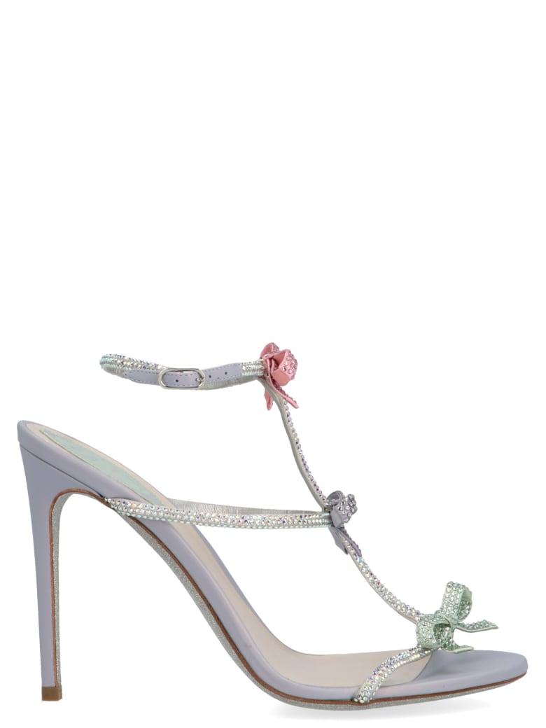 René Caovilla 'caterina' Shoes - Silver