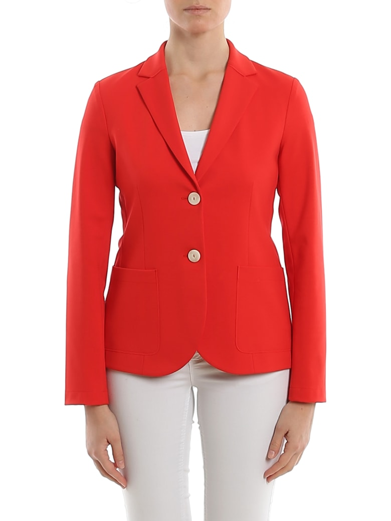 Harris Wharf London - Jacket - Red