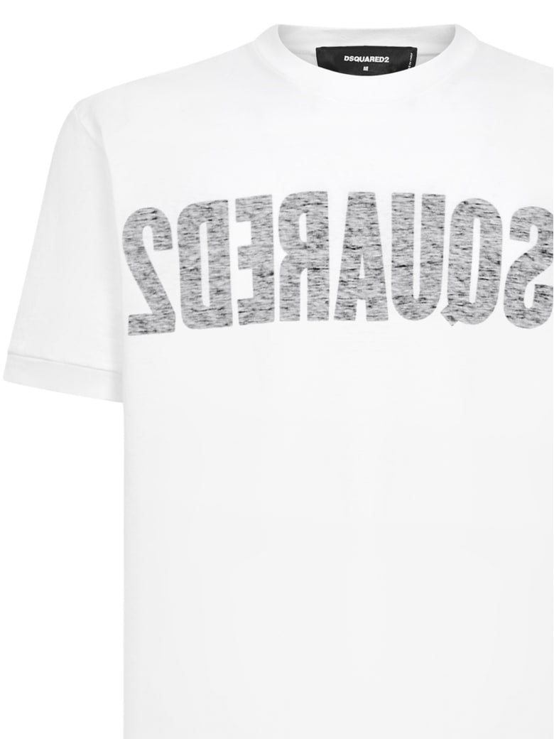 Dsquared2 Inside-out T-shirt - White