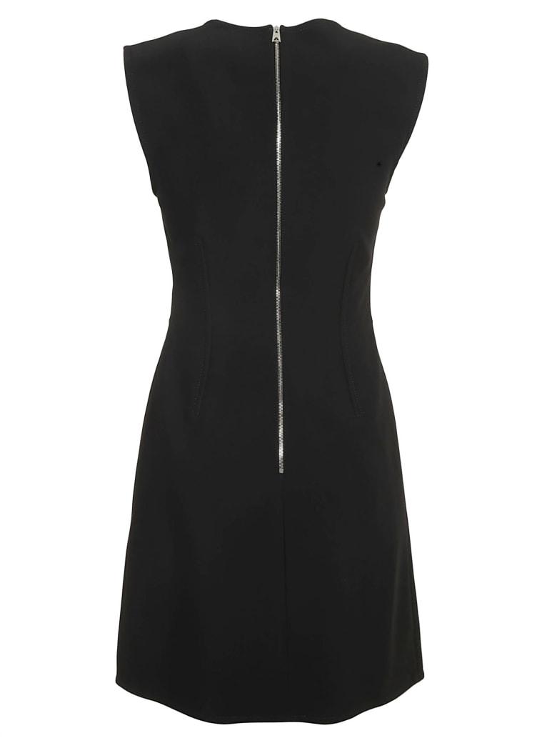 Bottega Veneta Technical Viscose Dress - Black