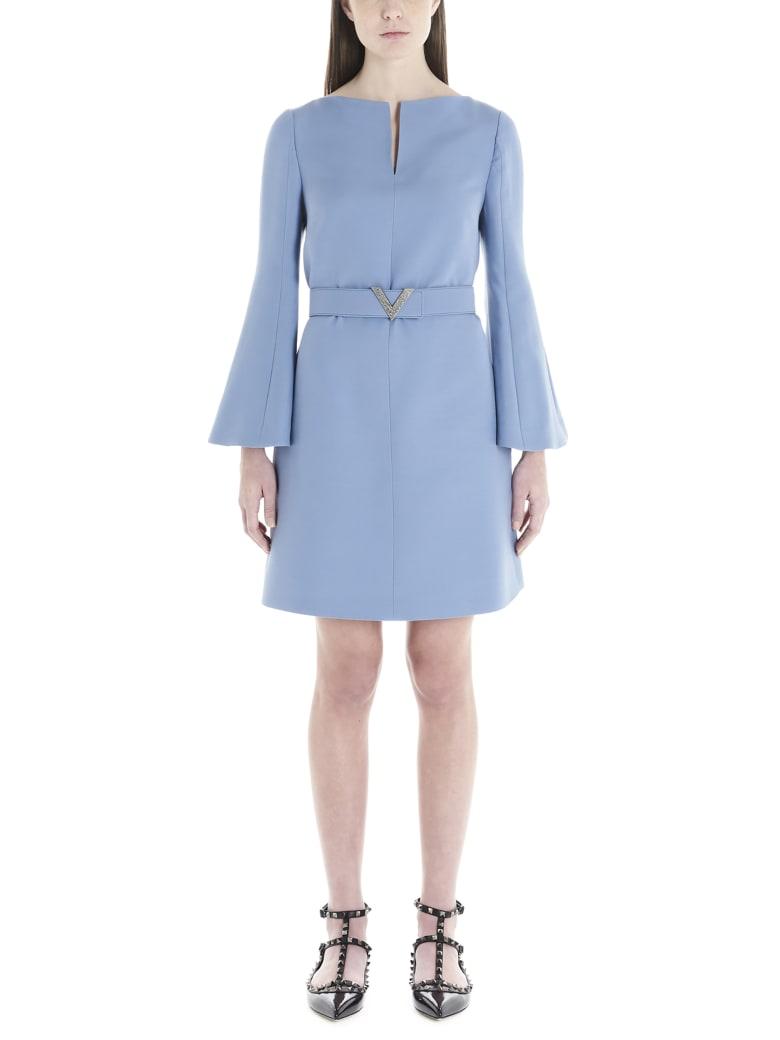 Valentino Dress - Light blue