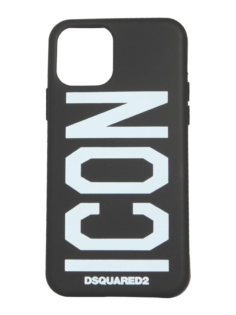 Dsquared2 Iphone 11 Pro Cover - NERO