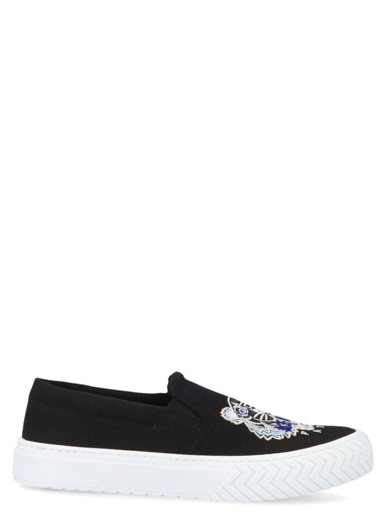 Kenzo 'k-skate' Shoes - Black