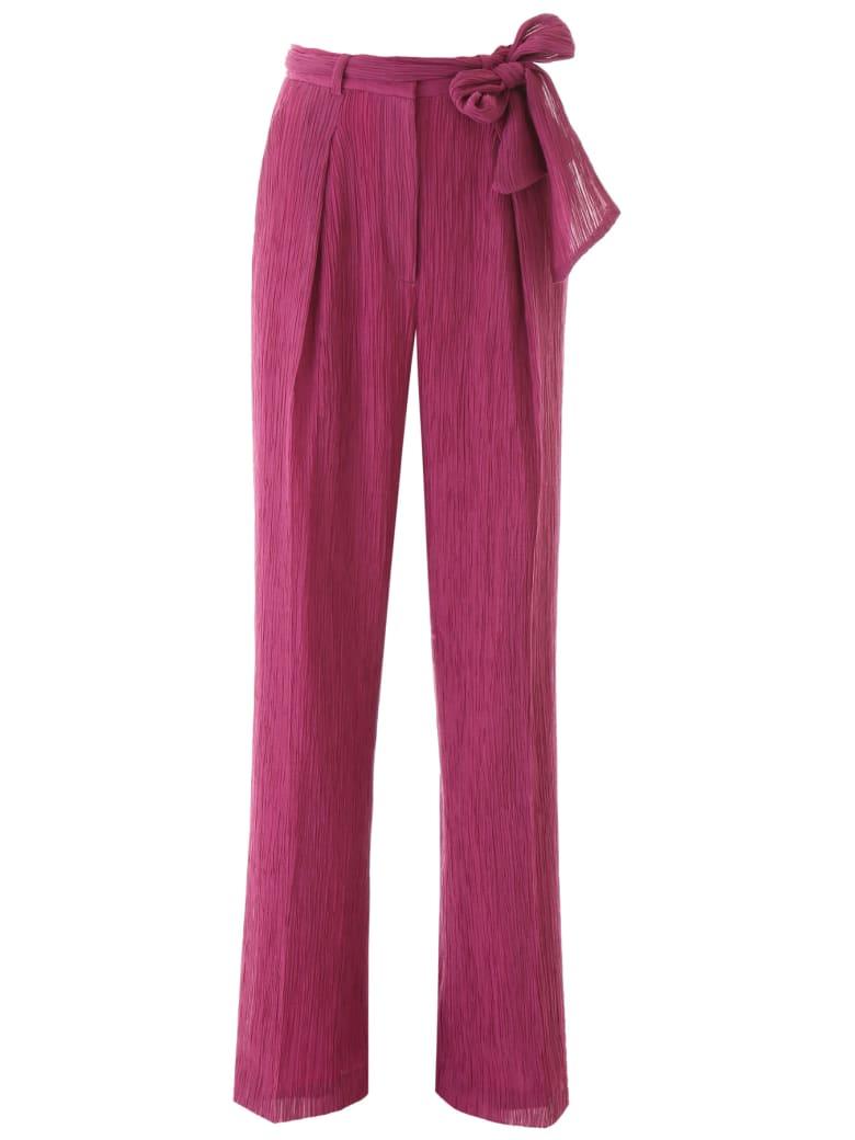 Gabriela Hearst Thomazia Trousers - ROMANESCO (Purple)