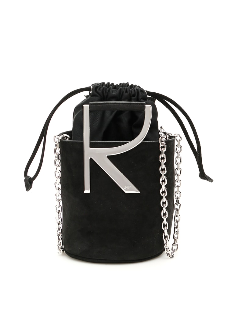Roger Vivier Rv Mini Bag - NERO (Black)